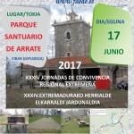 Cartel jornadas 2017